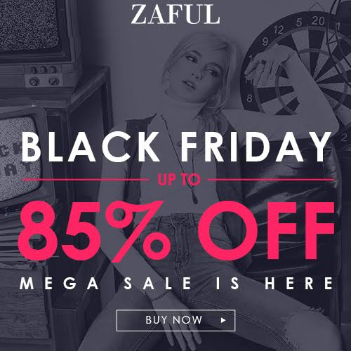 Zaful November Mega Sale