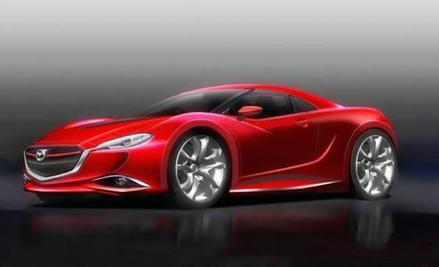 2017 Mazda RX7 Redesign