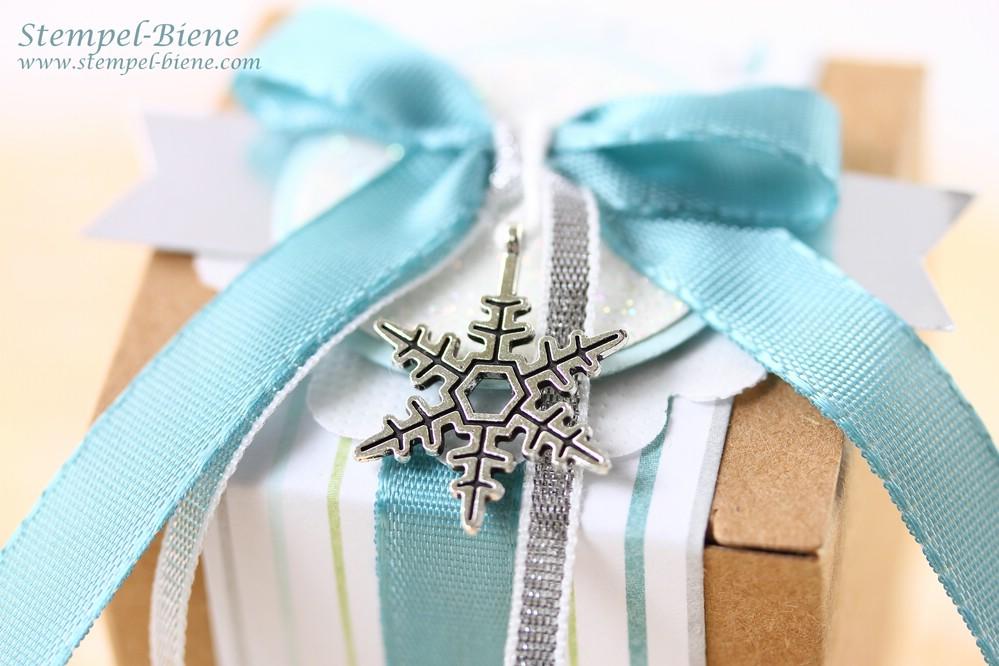 Stampin Up Adventskalender, Stampin Up Mini Geschenkschächtelchen, Weihnachtsgeschenk dekorieren, Stampin Up Weihnachtsgeschenk, Stampin up bestellen