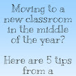 How to Move to a New Classroom in the Middle of the Year