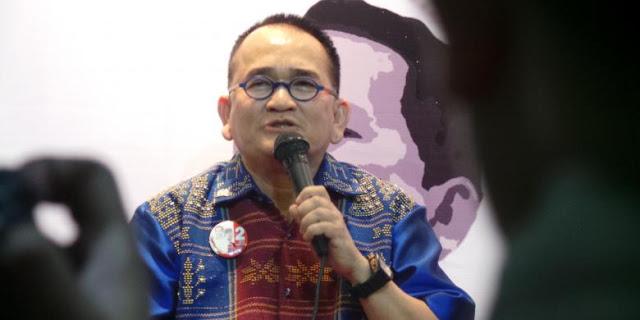 Nyanyian Antasari - Seret Nama SBY, Antasari Dapat Dukungan Ruhut Sitompul