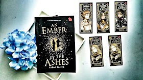 Book Review : An Ember In The Ashes by Sabaa Tahir