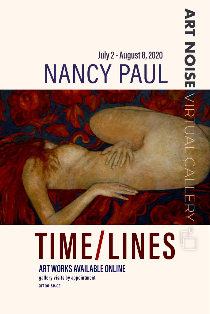 Nancy Paul exhibition