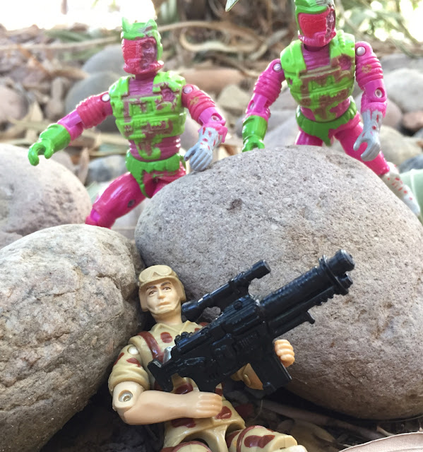 1992 Toxo Zombie, 1993 Duke, Eco Warriors, Battle Corps