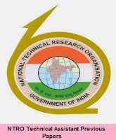 NTRO Technical Assistant Previous Papers