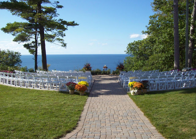 Outdoor Wedding Venues In Michigan the homestead glen arbor
