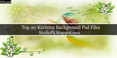 Top 20 Karizma Backgrounds Psd
