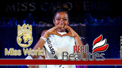 Joyce Delgado es Miss World Cape Verde 2018
