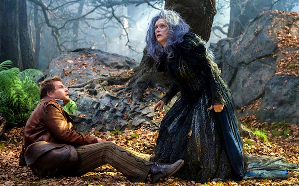 stranger than you dreamt it into the woods movie review