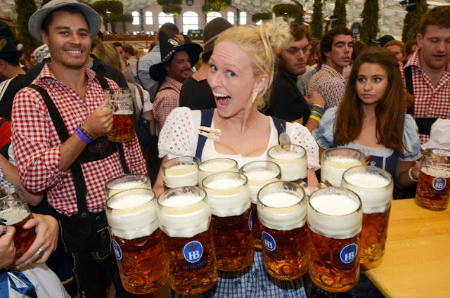 Fallecido tras beber 6 litros de cerveza en 20 minutos