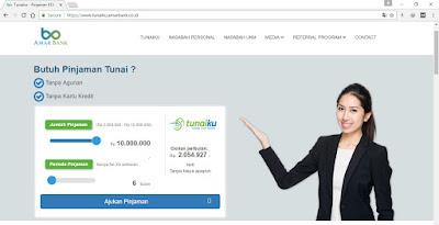 Ajukan Pinjaman Online Tanpa Jaminan Dana Langsung Cari Dalam Waktu 1 Hari Kerja.