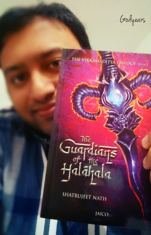 Book review: The Guardians of the Halahala by Shatrujeet Nath