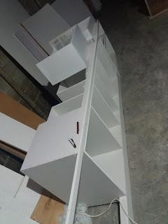Kitchen Set Anti Rayap Bahan Pvc 1