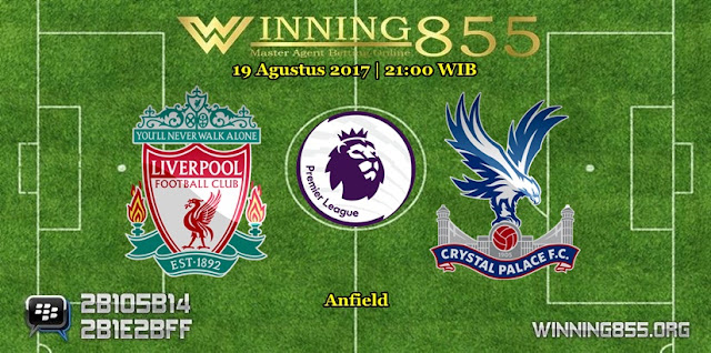 Prediksi Skor Liverpool vs Crystal Palace