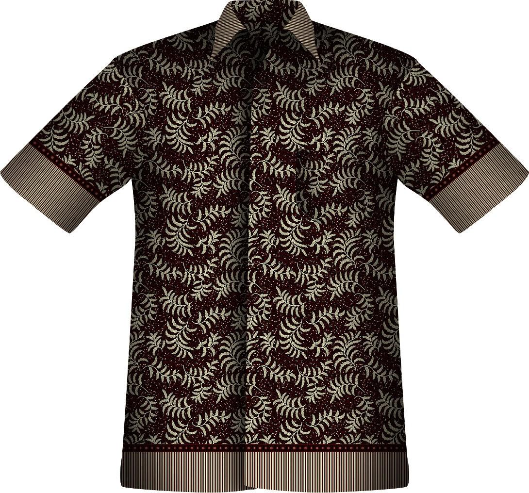 Dalam Lemari 1 Terdapat 4 Kemeja Batik: Model Baju Batik Terbaru Pria 2014