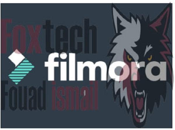 تحميل برنامج filmora وشرح برنامج filmora افضل برنامج مونتاج للمبتدئين