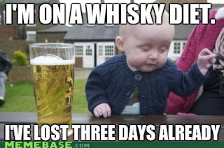 drunk baby funny with beer meme