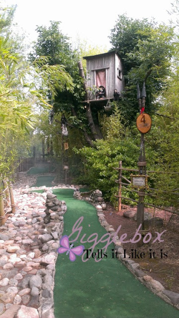 family fun, mini-golf, Northern Virginia, Perils of the Lost Jungle,