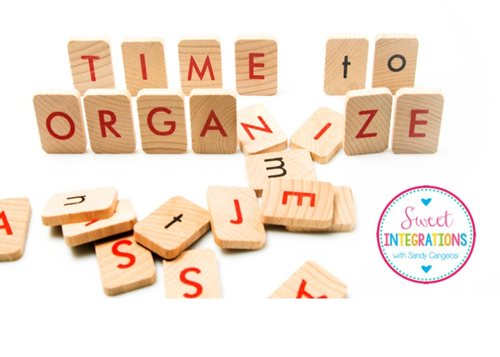 Staying Organized at Home and in the Classroom