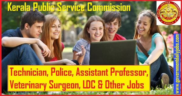 KPSC Recruitment 2019 for Various Vacancies of LDC, Homeopathy, Police Constable & Other Posts