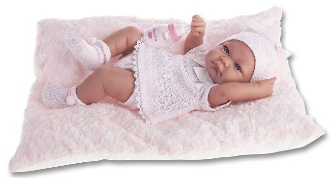 Muñeca realista para niñas - antonio juan