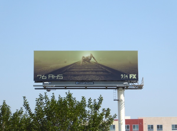 American Horror Story season 6 teaser billboard