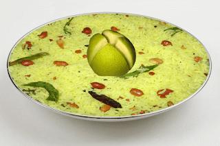 Image result for mango pulihora