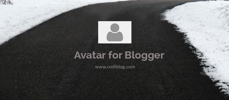 Change Anonymous Avatar in Blogger