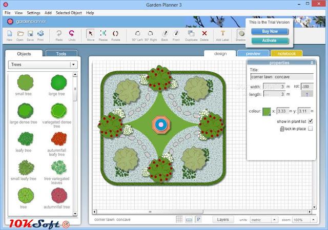 Garden Planner Latest Version Free Download