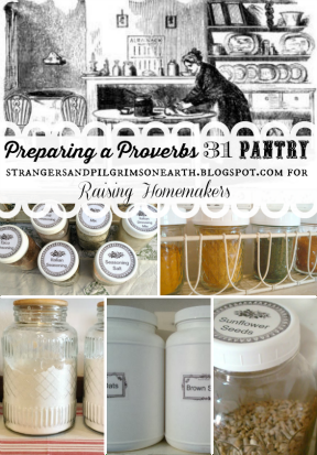 Prepare Your Own Pantry Series