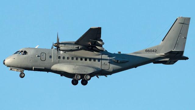 Un avión misterioso fabricado en España sobrevuela Seattle durante 9 días