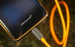 OnePlus 6T McLaren USB Charging cabel