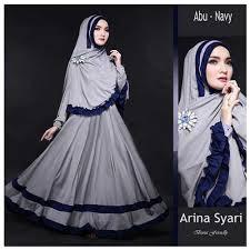 Baju Muslim Gamis Syar'i dan hijab modern
