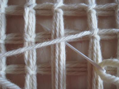 Blog patchwork con la lavorazione dei Siggy