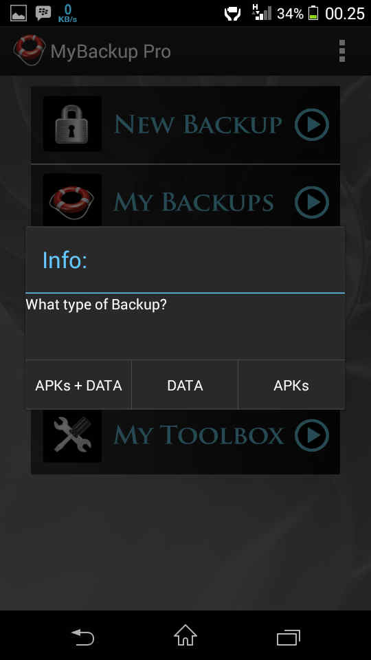 My Backup Pro Full Version