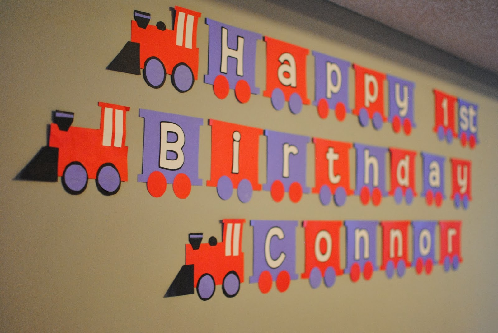 moments that take my breath away diy train birthday banner free