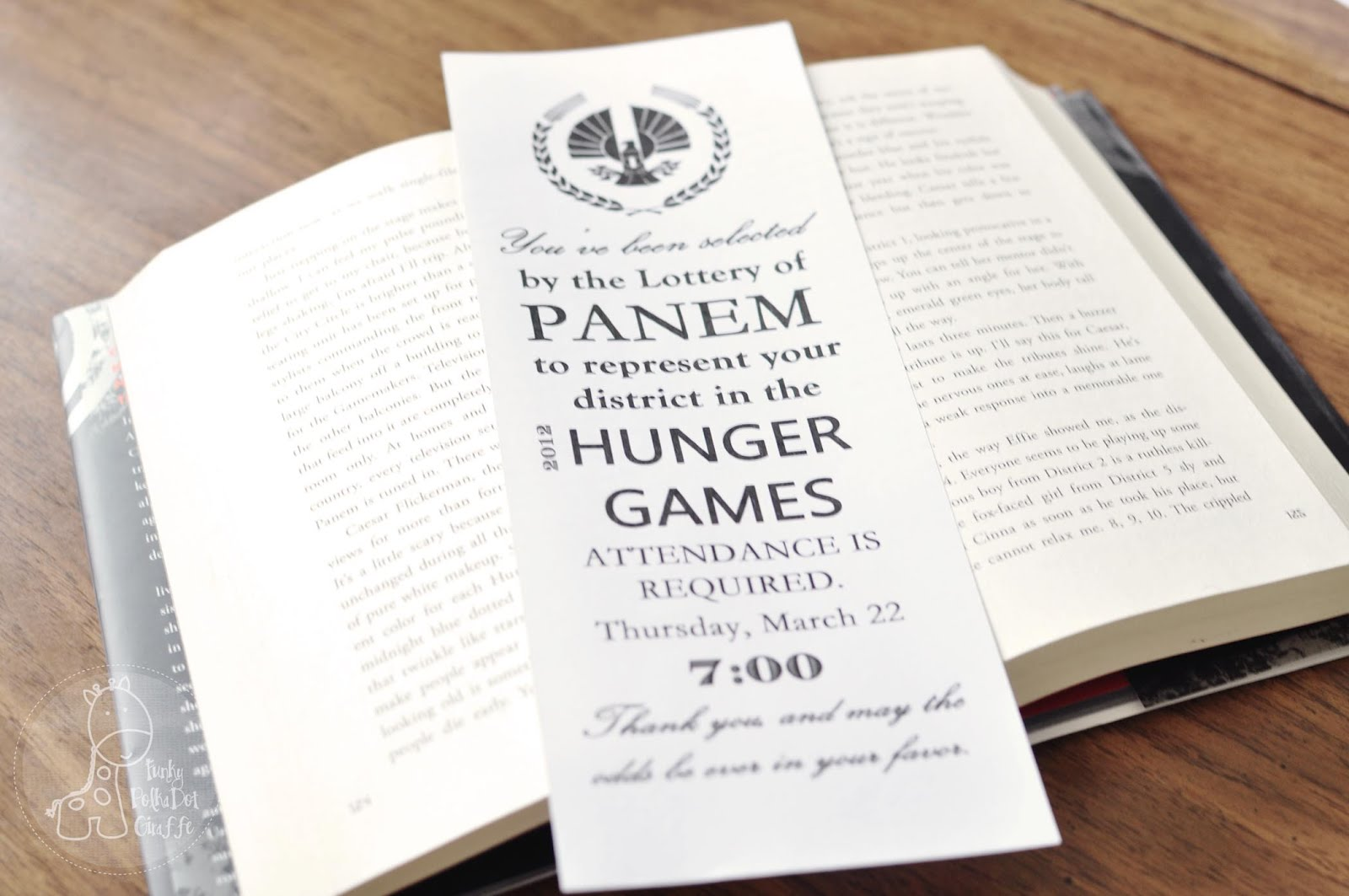 Hunger Games Party Ideas And Printables