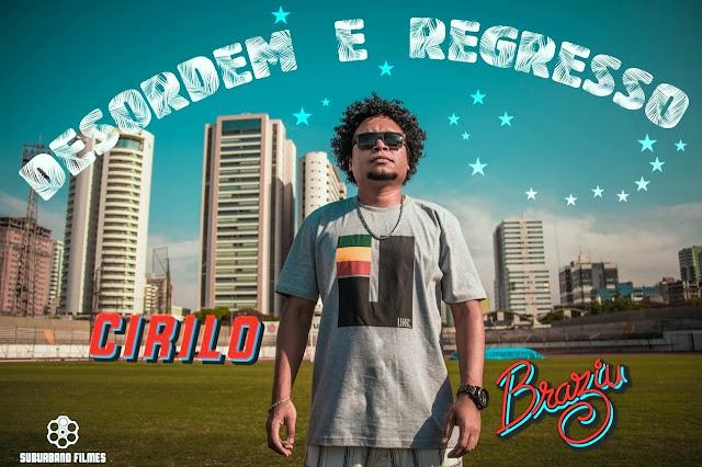 """Misturando Trap com Funk, o rapper Cirilo lança o clipe """"Braziu"""""""