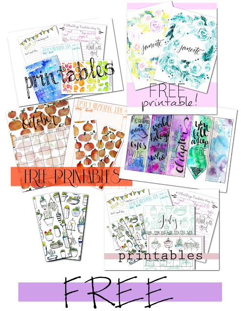 free, freebies, printables, free printable, bookmarks, bookmarks designs, jane austen, reading printables, free book blog