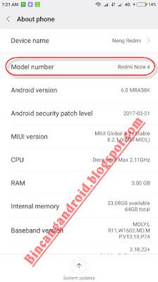 Kita ketahui bersama bahwa smartphone xiaomi ketika ini merupakan salah satu smartphone yang Cara gampang mengetahui Seri / tipe model hp xiaomi tanpa aplikasi