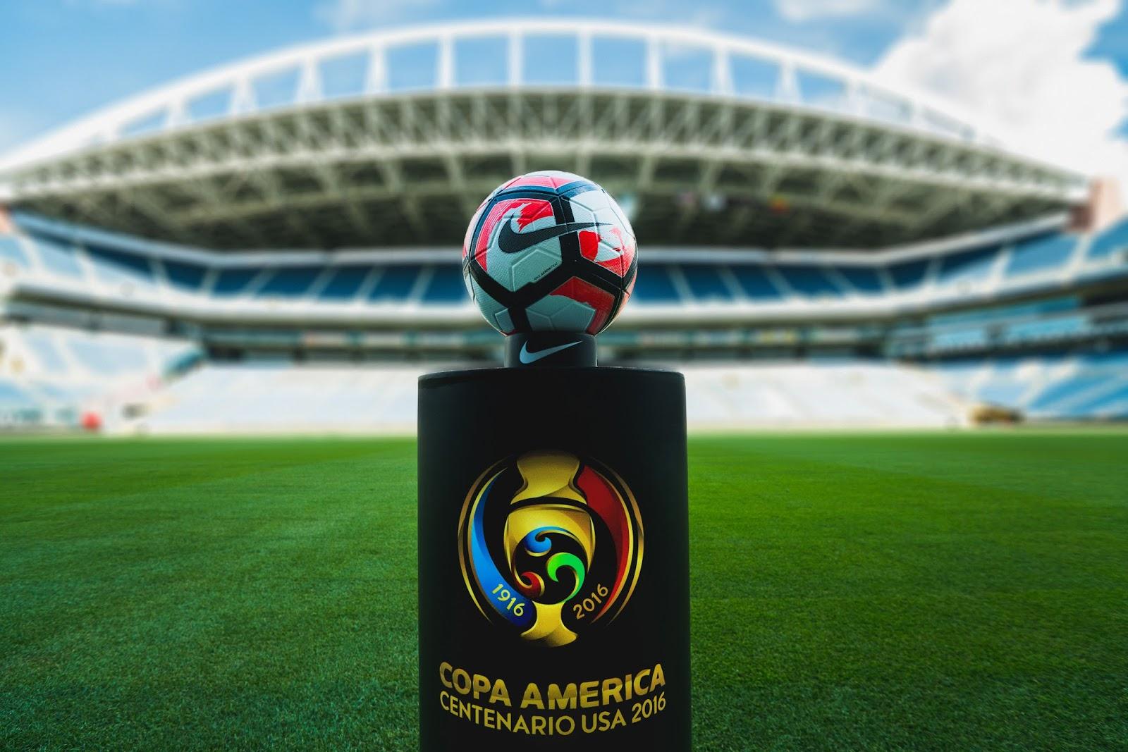 Bola Rasmi Copa America Centenario 2016 - KFZoom
