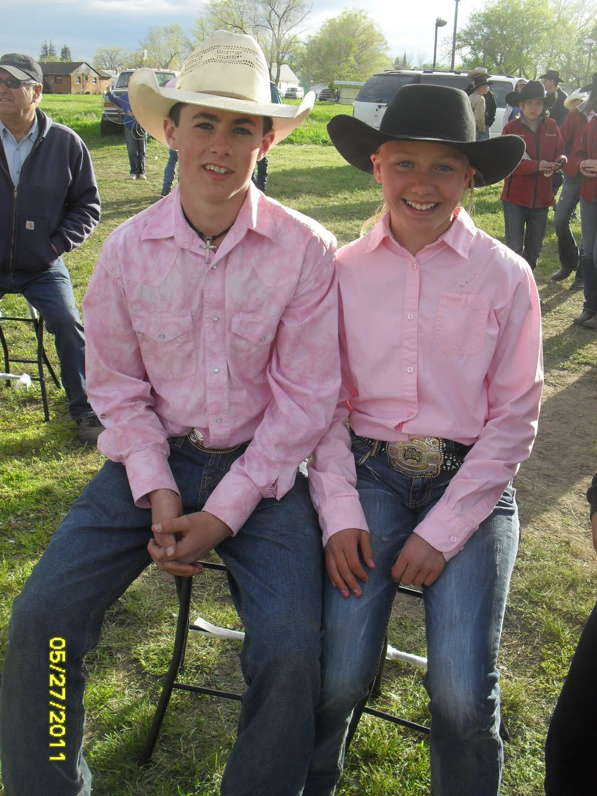Boote Ranch Jr High National Rodeo Finals