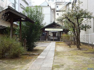 坐摩神社行宮