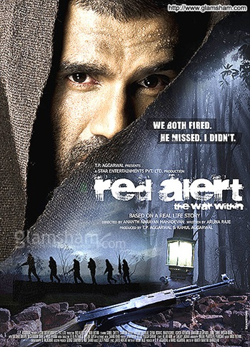 Red Alert The War Within 2009 Hindi Movie Download
