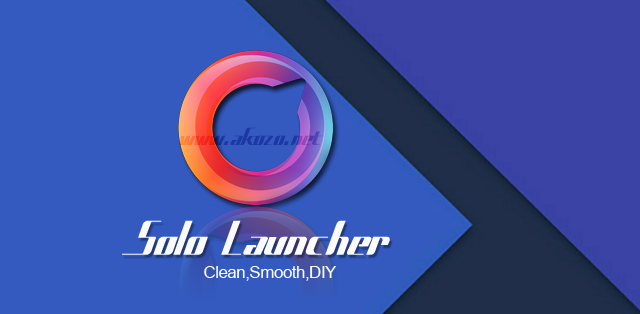 Solo Launcher Android, Clean And Smooth