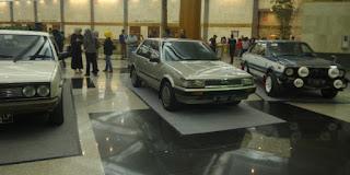 Mobil-mobil Jadul Hiasi Konser NOSTALGIA SMA - The 80's Are Back!