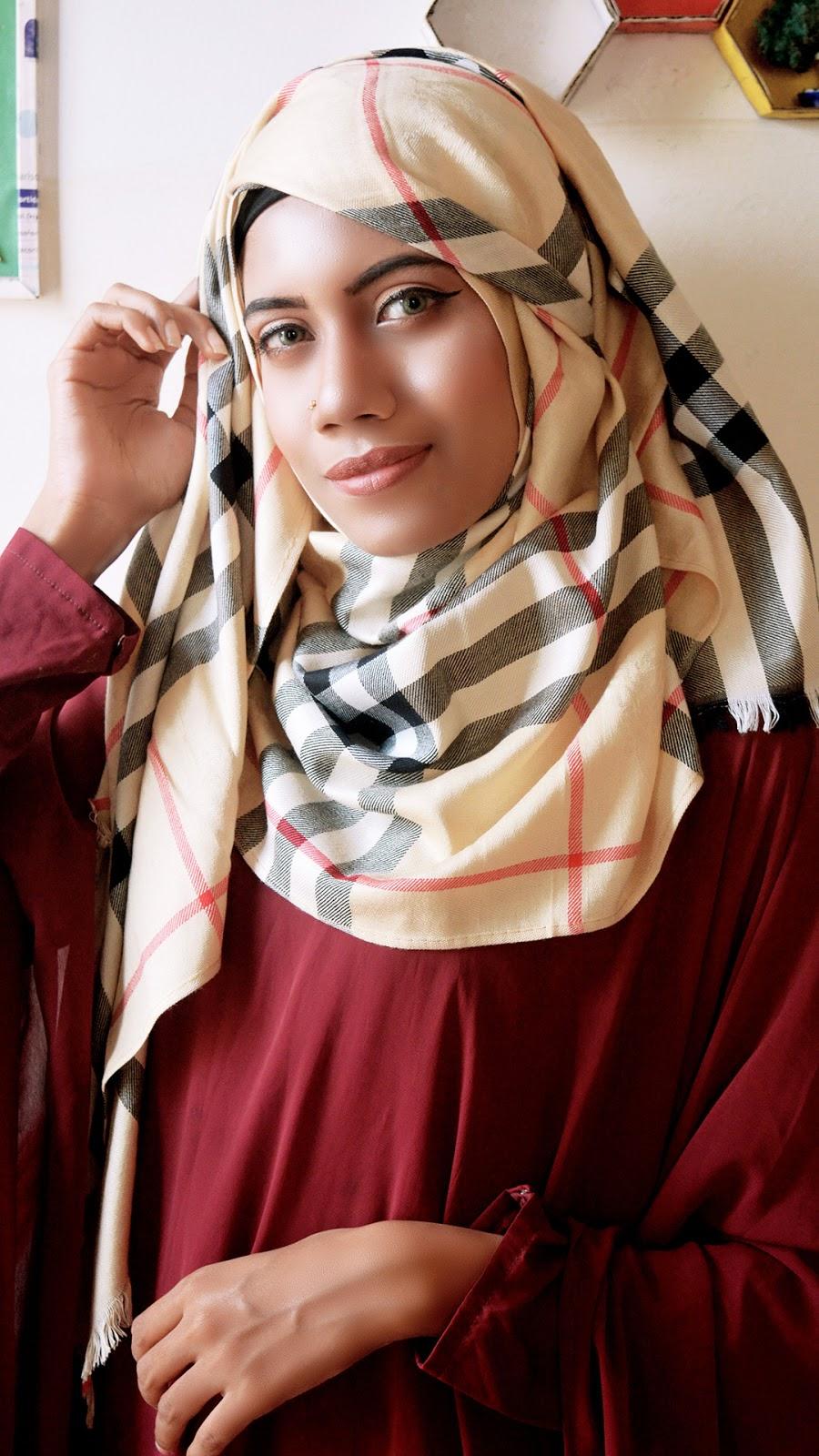 jilbab kekinian cewek mansi wanita manis
