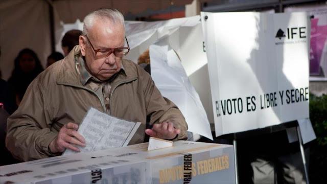 Desvelan compra masiva de votos en México por el PRI y el PAN