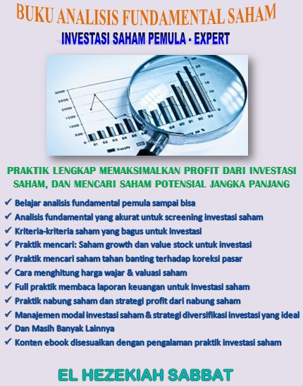 Ebook Analisis Fundamental Saham