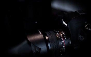 Wallpaper: Canon EOS 6D